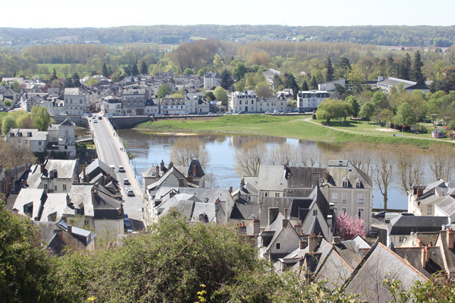 Chinon, Maison Rouge